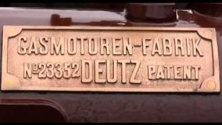 Otto - Deutz  Standmotor / Stationary Engine / Moteur fixe