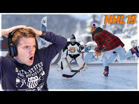 NHL 19 GOALS OF THE WEEK *LIVE REACTIONS*