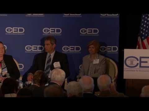 CED 2016 Fall Policy Conference: Importance of Cultural Tourism and Hospitality on Economic Growth