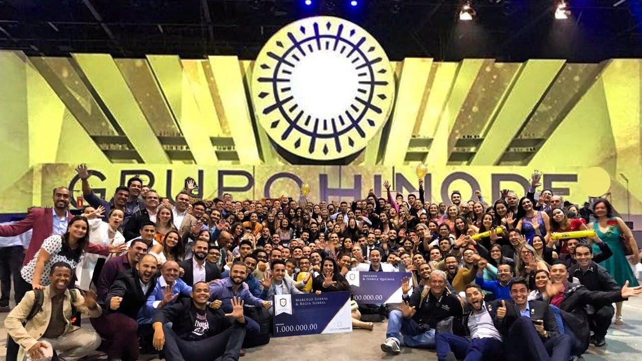 presentaciones de negocios hinode group - colombia