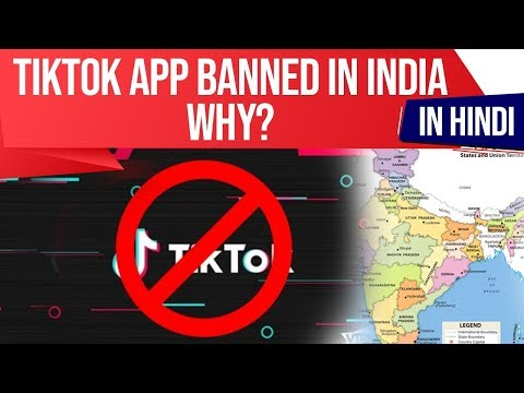TikTok app banned in India, Know why Madras High Court ordered its  prohibition? Current Affairs 2019