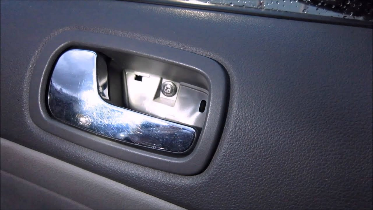 How To Install Or Replace Speakers In 2007 Cobalt And Remove Door Panels