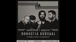 Viva Suecia - Concierto Electro Acústico en San Sebastián