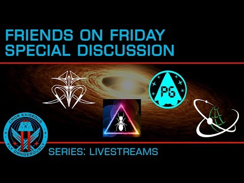 Friends on Friday Special: Credits with Yamiks, Obsidian Ant and more!