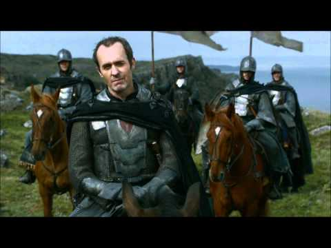 Game Of Thrones Season 2 - Stannis Vs Renly