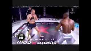 Mulenga Chanda vs Tor Andre Thomassen 7 Nov  2013 EUMMA 7