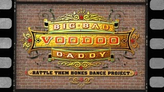 """""""She's Always Right, I'm Never Wrong"""" SwingVirginia for Big Bad Voodoo Daddy's Dance Project"""