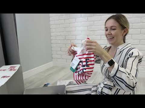 Распаковка H&M //одежда для детей и меня