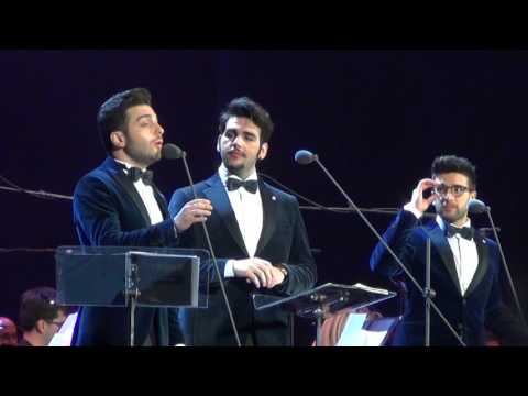 IL Volo La Traviata Libiamo ne`lieti calici March 4, 2017