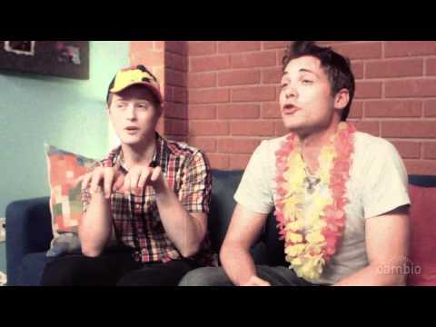 Live Chat with Drew Seeley and Lucas Grabeel (Highlights)