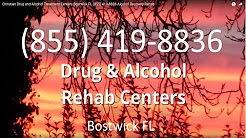 Christian Drug and Alcohol Treatment Centers Bostwick FL (855) 419-8836 Alcohol Recovery Rehab