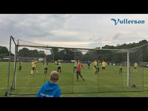 Taastrup FC vs Brøndby IF *Super GOAL*