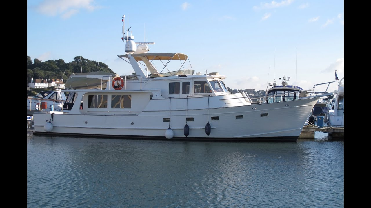 OFF MARKET] Fleming 55 EQUINOX - Yacht for Sale - Berthon ...