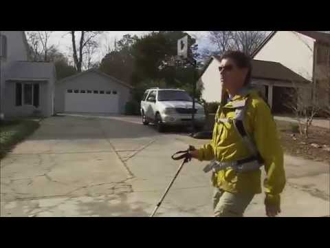 Trail of Trust: The story of blind hiker Trevor Thomas || UNC-TV