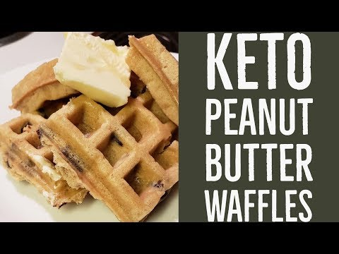 keto-peanut-butter-chocolate-chip-waffles