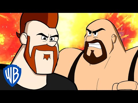 Thumbnail: Jetsons & WWE Robo-Wrestlemania | Sheamus' Call Out