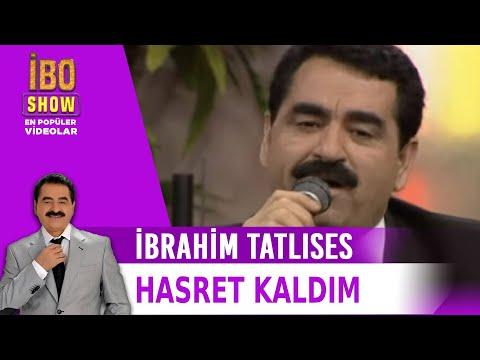 Hasret Kaldım - İbrahim Tatlıses - Canlı Performans - İbo Show