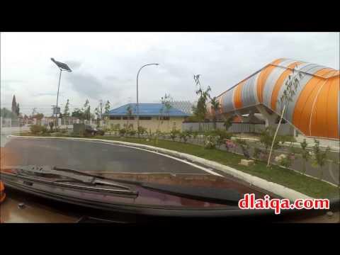 Fun Driving: Bandara Raden Inten II Lampung
