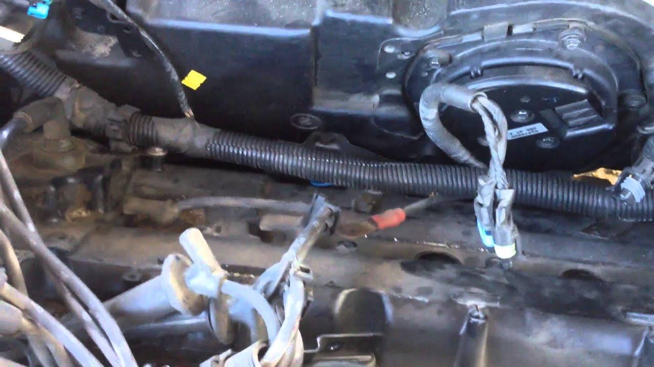 1965 Mustang Blower Motor Wiring Diagram Cadillac Sedan Deville Hvac Blower Motor Replace Youtube