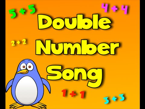 Double Number Zoo - Teach the Addition of Double Numbers