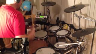 The Mock Turtles - Can You Dig It? (Roland TD-12 Drum Cover)