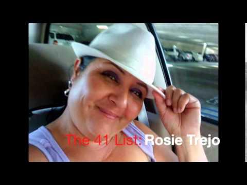 The 41 List:Rosie Trejo (2014)