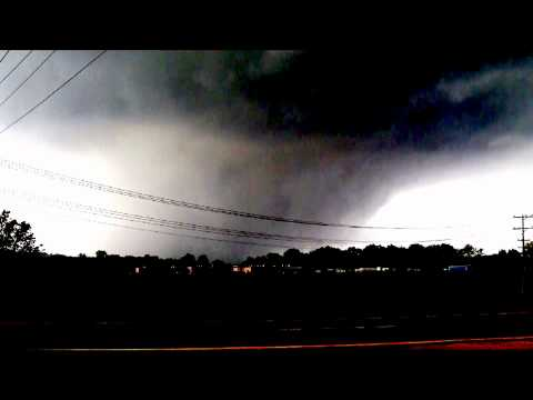 Yazoo City Tornado high def. April 24th, 2010