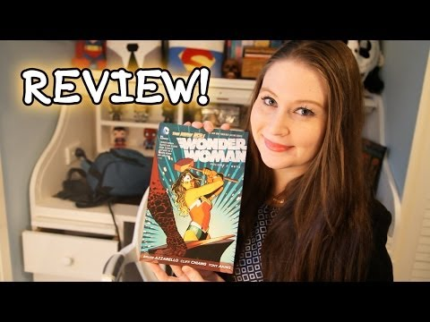 WONDER WOMAN VOLUME 2 (NEW 52) COMIC BOOK REVIEW