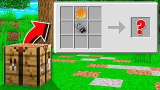 10 THINGS YOU CAN'T CRAFT IN MINECRAFT!