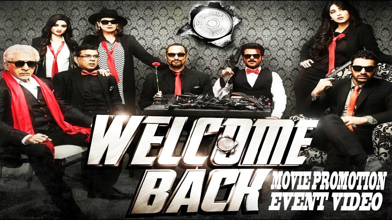 Welcome Back 2015 Hindi Movie Download Watch Online DVDRip