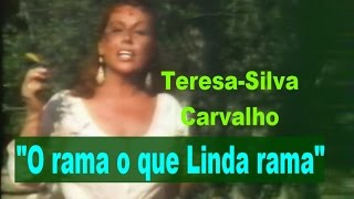 """O rama o que Linda rama"" Teresa Silva Carvalho (1982)"