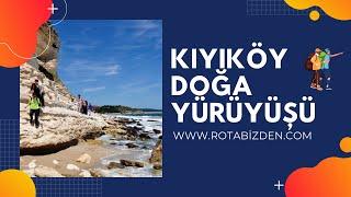 Grup trekking Kıyı Köy Etkinliği 10 şubat 2019