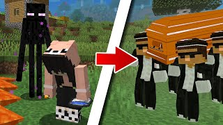 COFFIN DANCE IN MINECRAFT (PART 4) To Be Continued & We'll be right back Scooby Craft
