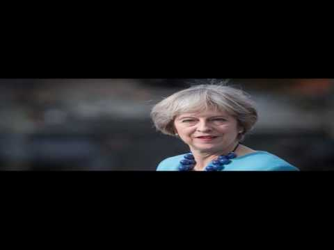 A Tease: theresa may united kingdom academic institution
