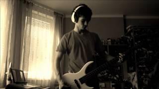 Slipknot-Snuff (bass cover)