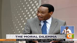 Ezekiel Mutua on the ban of 'Rafiki' | The moral dilemma #MondaySpecial