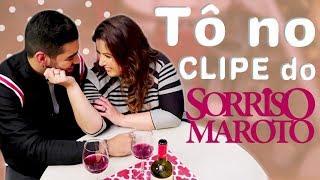 Bastidores do Clipe do Sorriso Maroto com Dilsinho | #Vlog