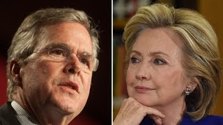 Clinton criticizes Bushs right to rise ...