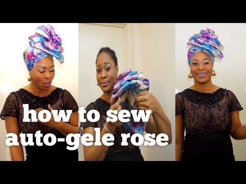 how to tie gele video tutorial download