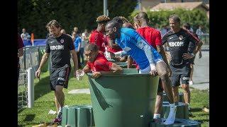 INSIDE : Mbappé, Subasic et Glik à l'eau ! - AS MONACO