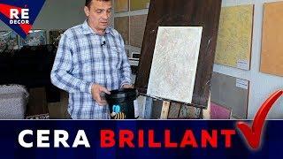 СУМАСШЕДШИЙ ГЛЯНЕЦ с Воском CERA BRILLANT.