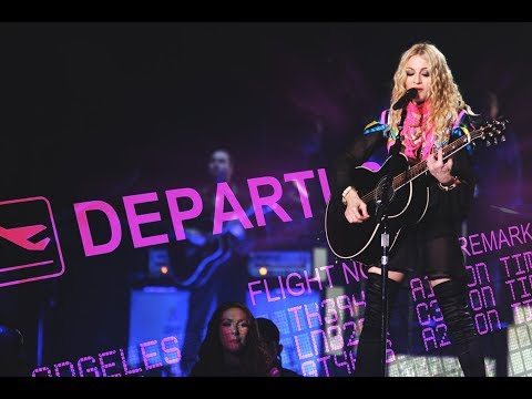 Madonna - Miles Away Sticky and Sweet Tour (Soundboard Live)