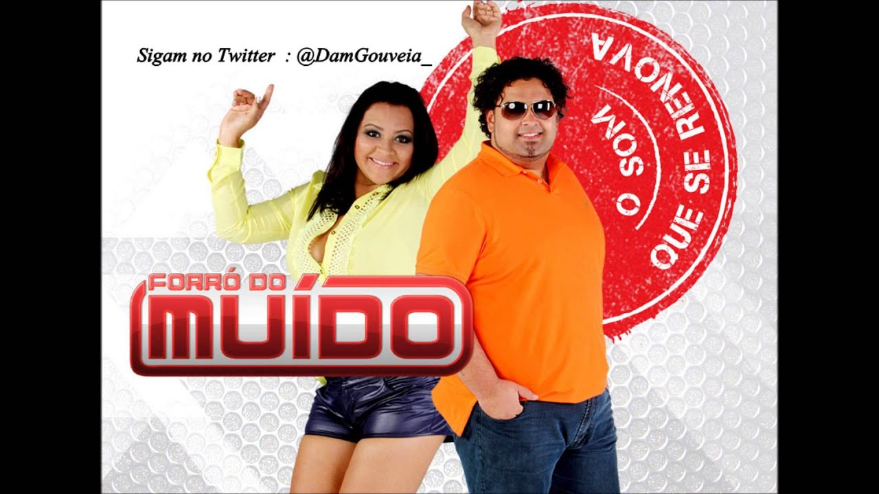 cd completo de forro do muido 2012