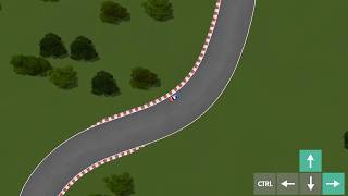 2D Racing Game - The Everlasting Project - Just Drifting Around