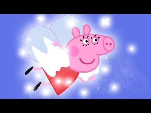 Peppa Pig Italiano ⭐ La Fatina Dei Denti ⭐ Collezione Italiano - Cartoni Animati