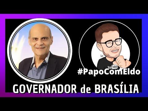 Papo com o VICE GOVERNADOR de BRASÍLIA | Paco Britto