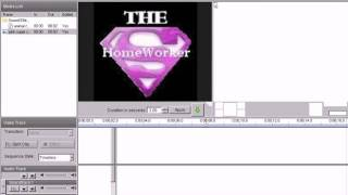 How to Use VideoPad Video Pad Editor Editing Adding an Audio Effect - TheSuperHomeWorker