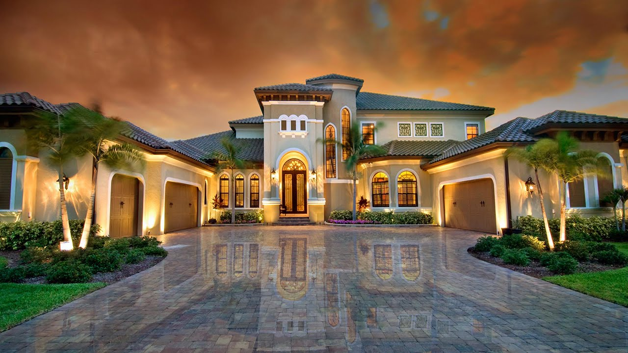 Luxury homes in florida luxury hd youtube for Pictures of luxury homes