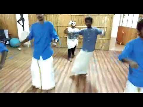Parava Title Song Dance (vadakele Paathu ) Team D Copz Bangalore