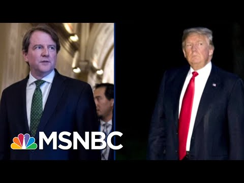 Fmr. Prosecutor: Trump Is In 'The Jackpot Seat For Impeachment'   The Beat With Ari Melber   MSNBC